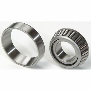 Wheel Bearing and Race Set-Race Set Front Inner,Rear Outer National A-17