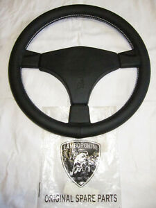 Lamborghini Countach 25th anniversary steering wheel remanufactured