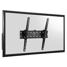 SLIM LED LCD TV STAFFA A PARETE MOUNT 32 40 42 46 47 48 50 55 Per Samsung Sony LG