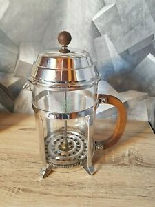 ANCIENNE CAFETIERE A PISTONS MELIOR PATENTS PYREX