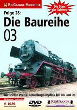 DVD Stars der Schiene 28 - Die Baureihe 03