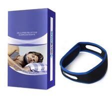 Snoring Blocker Anti Snore Belt Stop Sleep Apnea Strap Jaw Solution Chin Cpap US