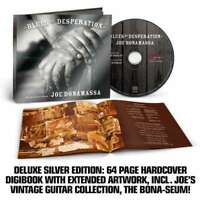 Joe Bonamassa - Blues Of Desperation Neue CD