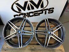 20 Zoll Xtreme Concave Felgen für BMW 5er F10 F11 6er X1 X3 X4 M Performance CSL