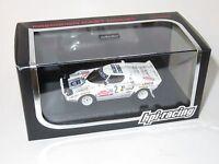 1/43 hpi Lancia Stratos HF  Winner Sanremo Rally 1979  Tony