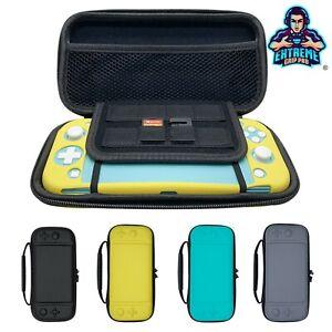 Slim Armor EVA Hard Travel Case Cover Carrying Tough For Nintendo Switch LITE