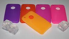 Back Case für iPhone 3 3G 3GS Silikon TPU Butterfly Cover Schutz Hülle Etui neu