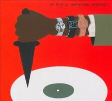 Operation: Doomsday [Digipak] by MF Doom (CD, Oct-2011, 2 Discs, Metal Face Records)