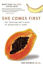 She Comes First by Ian Kerner (Paperback, 2005)