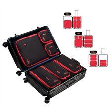 Bolsas de Viaje 6 Juegos de Organizadores Travel Accessories Backpack 6 Set Bag