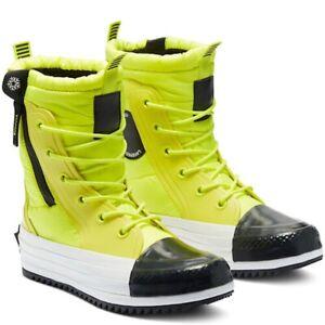 💕 Converse All Star MC Boot X-Hi Women's Water Repellent High Top Sneaker shoe