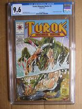 Valiant Comics – Turok Dinosaur Hunter #3 CGC 9.6