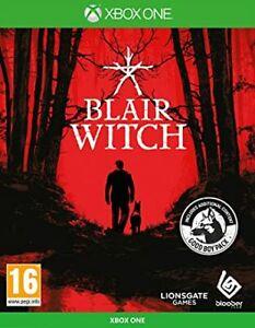 Blair Witch Xbox One New Sealed