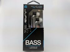 New Factory Sealed JLab Bass DJ Inspired Earbuds with mic for Apple or Android