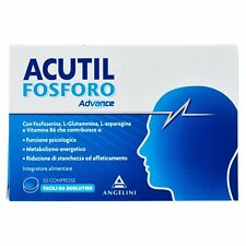 Acutil Fosforo Advance Facili da Deglutire Integratore Alimentare - 50 compresse