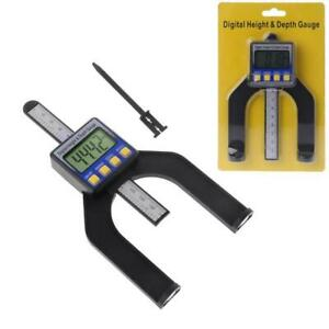 Digital Height & Depth Gauge for Hand Router Table w Magnetic Feet Self Standing