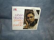 Poeta del Pueblo [Box] by Rubén Blades (CD, Mar-2008, 2 Discs, Fania)