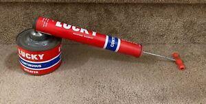 Vintage Bug Sprayer Lucky Continuous Sprayer Metal