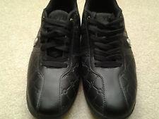 NEW Southpole Black Monogram Shoes Size 11