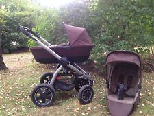 Maxi Cosi Mura Plus Kinderwagen 3 In 1 Kinderwagen Braun