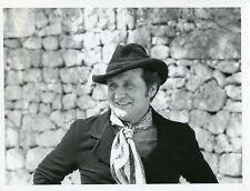 PATRICK MACNEE SMILING PORTRAIT MISTER JERICO ORIGINAL 1969 ABC TV PHOTO