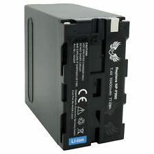 SK Akku für Sony NP-F990 | 10400mAh | NP-F750 NP-F960 NP-F970 NP-F980 |1060369