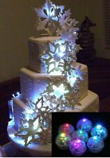 Birthday Cake Decorations Toppers For Girls Boys 5 LED Lights