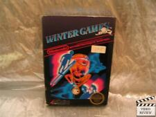 Winter Games (Nintendo Entertainment System, 1987)