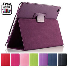 Case Cover For Apple iPad 2 3 4  SMART Flip Magnetic PU Leather Stand Case