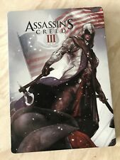 Assassins Creed 3 Steelbook (G1, Rare)