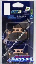 Carbone Lorraine CL Brake pads 2353RX3 Rear BMW, Aprilia, Ducati, KTM see list