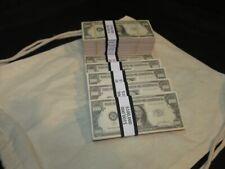 More details for prop novelty money filler packs 10 x $100k solid blocks.legal single sided