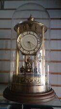 huge size German made 400 days anniversary clock, runs and stops, needs work