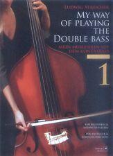 Ludwig Streicher Mein Musizieren auf dem Kontrabass Band 1 Noten
