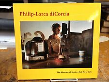 Philip-Lorca Dicorcia  MOMA, (2005, Hardcover, SIGNED)