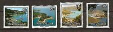 New Zealand # 685-688 Mnh Small Harbors