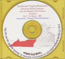 Resources of Southwest Virginia - Va History