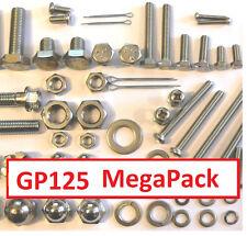 Suzuki GP125 - Nut / Bolt / Screw Stainless MegaPack