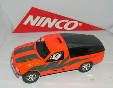 NINCO SLOTCAR PROTRUCK TUNNING ORANGE ONLY IN SETS MINT UNBOXED
