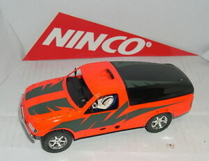 Ninco Slotcar Protruck Pp Tuning Orange Only IN Sets Mint Unboxed