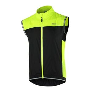 Training Sleeveless Cycling Vest Outdoor Sport Clothing Bicycle Windproof Jacket