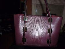 Ladies2 in 1Purple bag by Bessie