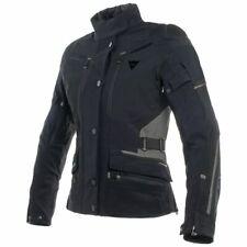 New Dainese Carve Master 2 GTX Jacket Women's EU 42 Black/Ebony #2593984Y2142