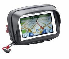 GIVI GPS + Smartphone-Tasche 4,3 Zoll mit Lenkerhalter und Spiegelhalter S953B