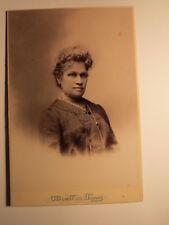 Praha / Prag - 1904 - Frau - Portrait / KAB