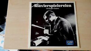 Eugen Cicero – Klavierspielereien lp