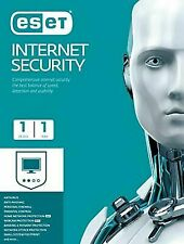 Eset Internet Security 2020 1 PC 1 YEAR Latest version