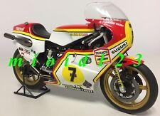 SUZUKI RG 500 - SHEENE - World Champion 1977 - Die-cast [ Altaya - IXO ] - 1/12