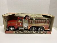 1996 Nylint Engine One Rescue Pumper Steel Rescue Fire Truck #876 NIB