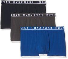 Hugo Boss Black Boxer Pantalon Slip Short Pack avantageux Bleu XL